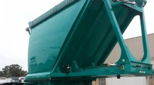 Tri axle Belly Dumpers